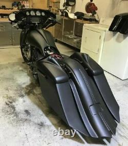 1997-2007 Harley Davidson touring custom bagger extended kit stretch saddlebag