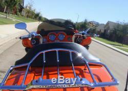 1 1/4 Wild One 1 Chubby Fat 10 Bagger Bars Mini Apes Touring Handlebars Harley