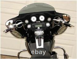 1 1/4 Wild One 1 Chubby Fat Mini Apes 10 Bagger Bars Touring Handlebars Harley