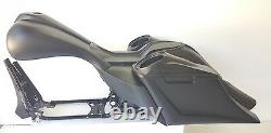 2009-2013 Harley Davidson Bagger Kit Flh bags fender tank & side cover