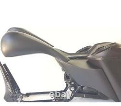 2009-2013 Harley Davidson Touring Stretched Gas Tank and Side Cover Kit Bagger