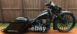 2009-2021 6 Down 16 Back Bagger Harley Davidson Flh Fiberglass Side Covers