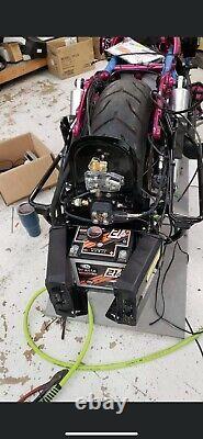 2012 Harley-Davidson Road Glide Custom Bagger 32 Pro charger