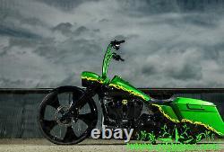 21 Inch Classic Motorcycle Wheel Harley Bagger Road Street King Glide