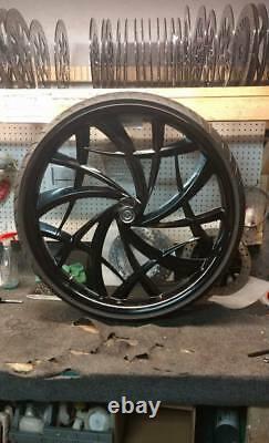 23 Inch Astro Custom Motorcycle Wheel Harley Bagger Touring