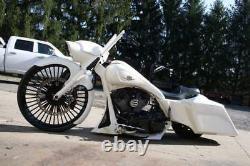 23 Inch Big Fatty Custom Motorcycle Wheel Harley Bagger Touring