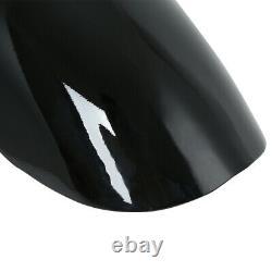 23 Wheel Wrap Black Front Fender For Harley Bagger Touring Electra Road Glide