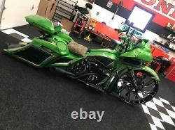 26 Inch Guinzu Custom Motorcycle Wheel Harley Bagger Touring