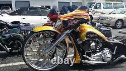 30 Bagger Wrap Fender Harley Davidson Touring Motorcycles Flh