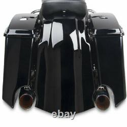 Arlen Ness Bagger-Tail Stretched Rear Fender Kit Harley FLH/T 09-13 WithO License
