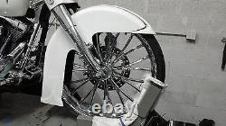 Bagger Harley 26 Motorcycle Fl Designer Fender Fiberglass Flh Harley Davidson