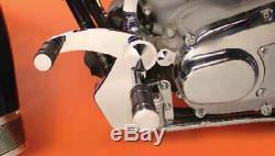 Chrome Forward Controls Kit Harley Touring Dresser Bagger Custom 2009-2013 FLT