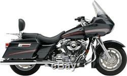 Cobra True Duals Dual Head Pipes Headers Exhaust 07-08 Harley Bagger Dresser