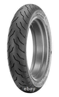 Dunlop American Elite 130/60B21 Blackwall 21 Front Tire Harley Touring Bagger
