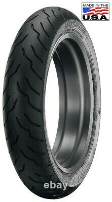 Dunlop American Elite Front 130/60B-19 19 Tire Motorcycle Harley Touring Bagger