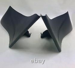 Extended Side Covers Touring Baggers 09-13 for Harley Davidson Stretched 4
