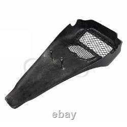 For Harley Davidson Stretched Chin Spoiler Scoop Bagger Road Street Glide 97-13
