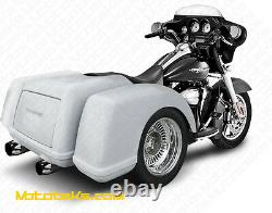 HARLEY TRIKE BODY KIT CONVERSION With AXLE & SWINGARM FOR HARLEY TOURING BAGGER