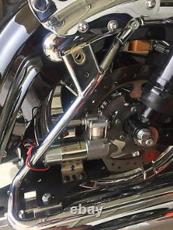 Harley Air Ride Kit For Bagger And Touring 1994-2020. With Compressor Mount