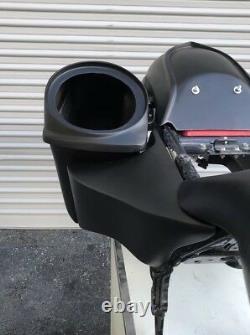 Harley Complete Bagger Touring Full Kit saddlebags fender tank side cover 09-13