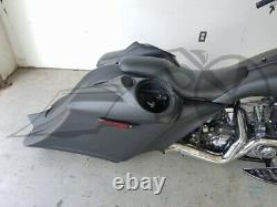 Harley Davidson 97-08 Complete bagger Kit Flh Down/out 8 lids withtweeter