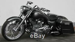 Harley-Davidson Bagger Heckfender / Seitenkoffer Komplettset ab Bj. 2009
