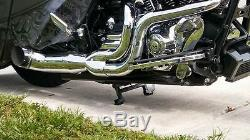 Harley Davidson Bagger Manual Center Stand 09-17 For Air Ride