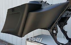 Harley Davidson Complete Bagger Touring Kit saddlebags fender tank side cover