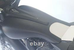 Harley Davidson Extended Stretched Tank Shrouds Only Bagger 5 Gallon 87-07