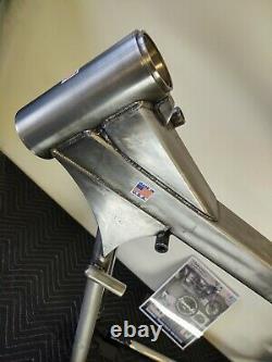 Harley Davidson Touring Bagger Stock Replacement Frame 2014-2021 USA Made