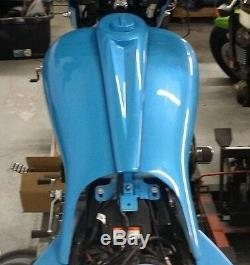 Harley FLH Bagger 08-16 Stretched Extended Dash Panel # 3