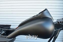 Harley RoadKing Complete Bagger Touring Kit saddlebags fender tank side cover