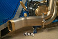 Harley Twin Cam Touring Bagger Custom Exhaust