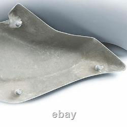Harley-davidson Extended Stretched Gas Tank And Side Cover Bagger Kit 14-19