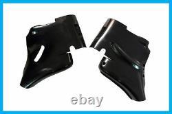 Harley davidson bagger glide bolt on neck rake kit cover 2009-13