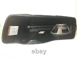 Harley saddlebag 6x9 rear speaker rings & install kit 1994-2013 SPL BAGGER AUDIO