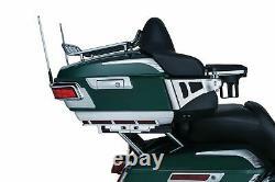 Kuryakyn Rear Back Adjustable Tour Pak Pack Relocator Harley Touring Bagger 14+