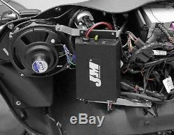 New J&M Performance 2 Channel Universal Amplifier Amp Kit Harley Touring Bagger