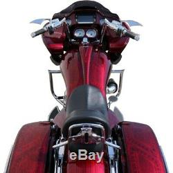 Paul Yaffe Bagger Nation Stretched Razor Back 6.5 Gallon Gas Tank Harley 10-19