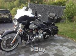 Road King 6x9 Stereo Setup Harley Davidson Fairing Roadking Bagger 6x9