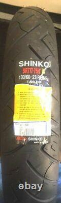 Shinko 777 HD 130/60-23 Front Tire For 23 Wheel Harley Touring Custom Bagger