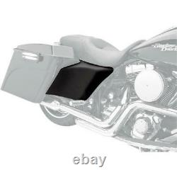 Stretched / Extended Side Covers 96-08 Harley Touring Bagger Flhx Fltr Flhr Cvo