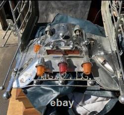 Vintage Coney Island Bagger Dresser Panhead Knucklehead Rare harley davidson